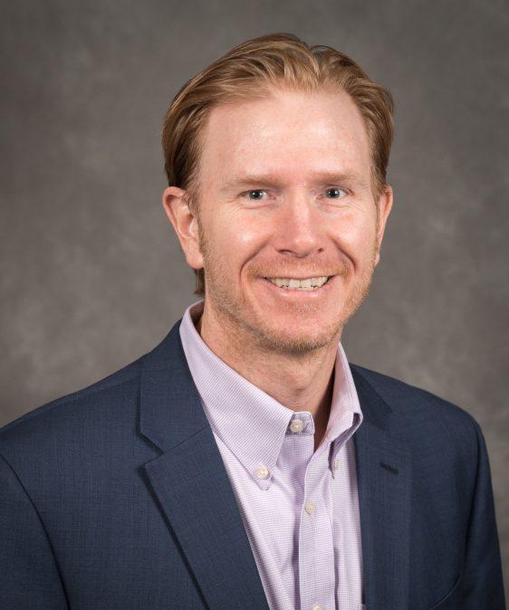 Portrait Photograph of Sterling Johnson