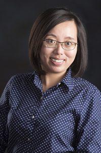 Portrait Photograph of Nan Li